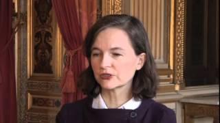Rencontre avec Nathalie Loiseau, directrice de l'Administration et de la Modernisation (09.03.12