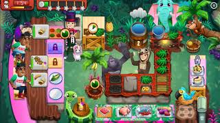 JUNGLE JOINT Season2 Episode10(S2E10) - Cooking Dash - 5STAR ALL CUSTOMERS SERVED