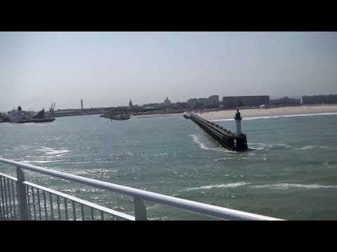 Calais Ferry Port, France