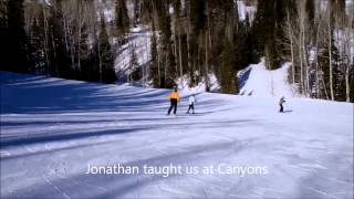 Learn To Ski in Under 3 Minutes