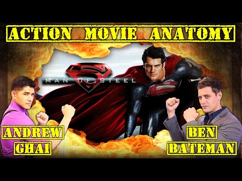 Man of Steel (2013) | Action Movie Anatomy