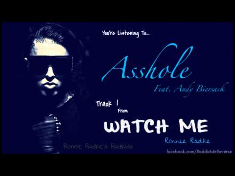 Ronnie Radke - Asshole Feat. Andy Biersack (Official Audio)