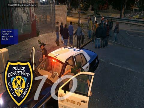 Average Cop On Patrol Day 10 --