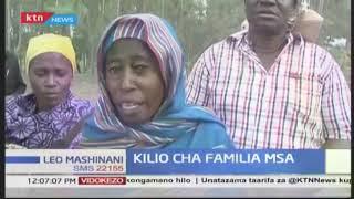 Kilio cha familia Mombasa