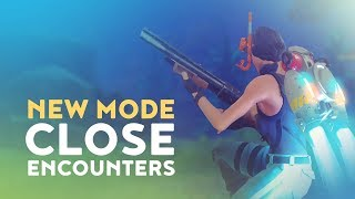 CLOSE ENCOUNTERS LEAKED! - REACTION TO THE NEW MODE (Fortnite Battle Royale)