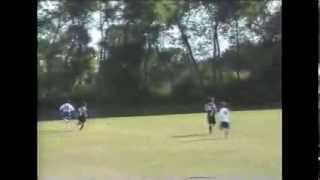 """David """"The Beast"""" Douglas: Soccer Highlights back in the day"""