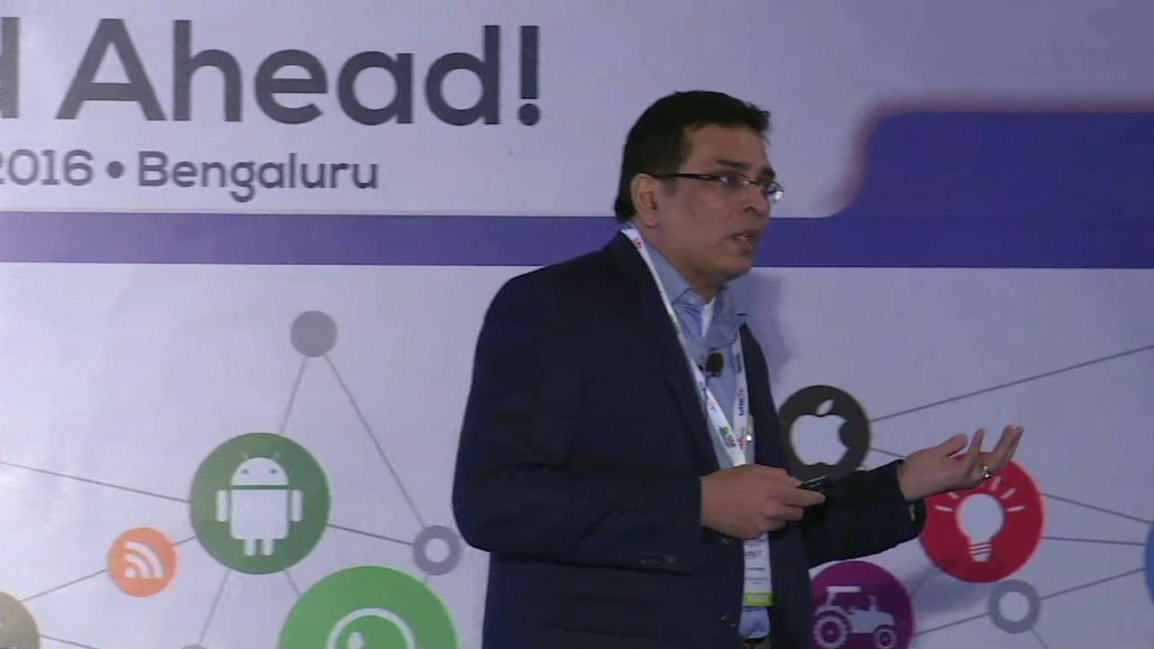 44 Balajee Sowrirajan, Senior Vice President and Managing Director, Samsung  Semiconductors India R&D