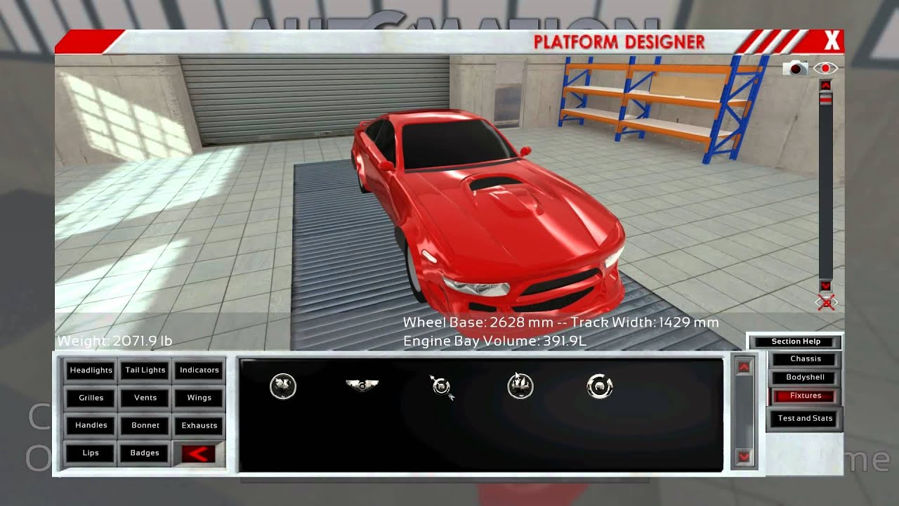 Automation Game Build 1106 Building A Car From The