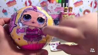 L.O.L Surprise Confetti Pop Açılımı: 3. Seri L.O.L Confetti Pop 🌈🦄😍