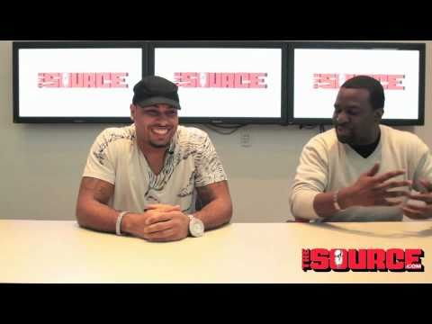 Raheem Brock Sits Down With The Source Magazine
