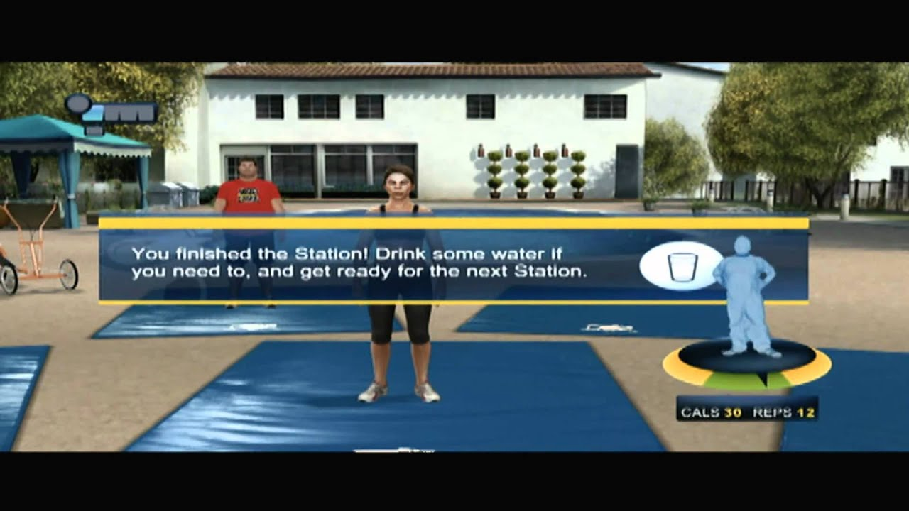 Best fitness games to help you exercise indoors | GamesRadar+