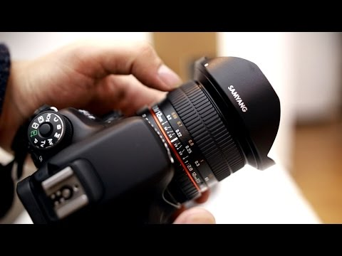 Samyang 12mm F/2.8 ED AS NCS 'Fisheye' Lens Review (with Samples)