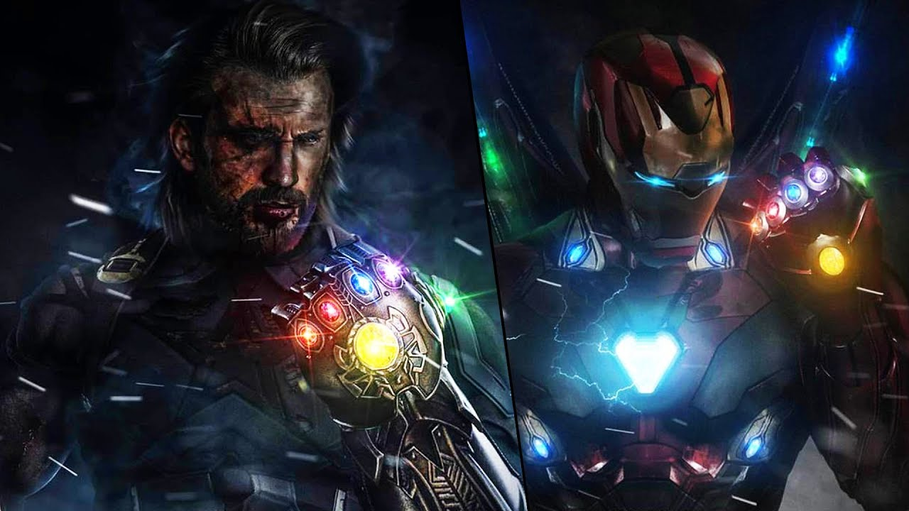 Wallpaper Iron Man Infinity Gauntlet Hd Creative: The End Of Iron Man And Captain America? A