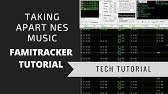 How to Use Famitracker (Part 7) - DPCM Channel Basics - YouTube