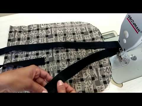 how to make school bag at home|easy sew school bag|school bag diy 2018