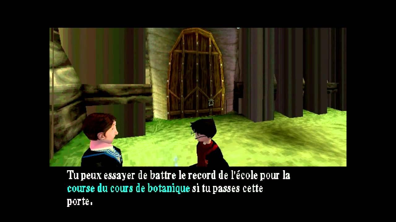 Fullplay harry potter et la chambre des secrets partie - Harry potter et la chambre des secrets ps1 ...