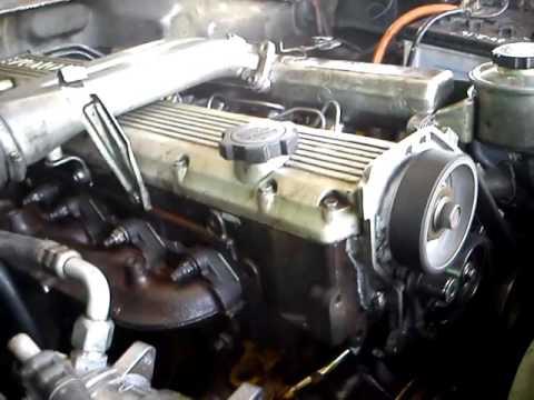 1HZ Engine problem   YouTube
