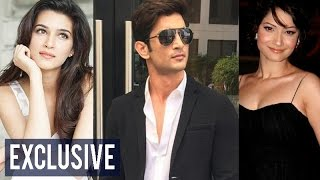 Sushant Singh Rajput opens up about his break up with Ankita Lokhande and link up with Kriti Sanon