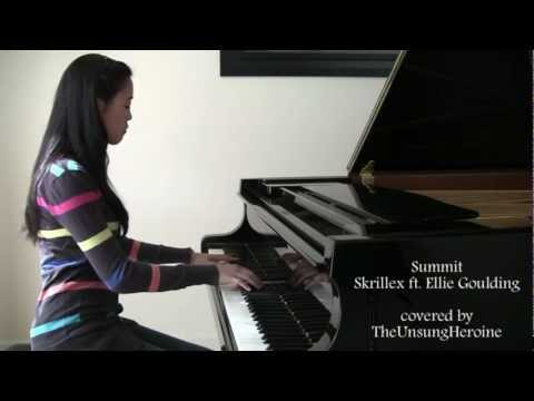 Summit - Skrillex ft. Ellie Goulding (Piano Cover)