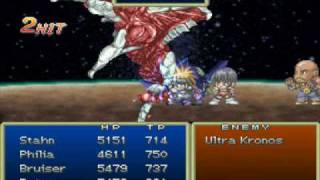 Tales of Destiny psx - Final boss, etc