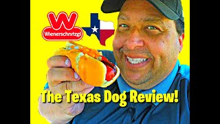 Wienerschnitzel's United States of BBQ TEXAS DOG Review!