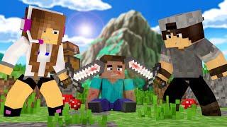 Minecraft: SKYWARS - PARECEMOS HACK! thumbnail