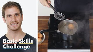 50 People Try to Soft Boil an Egg | Epicurious
