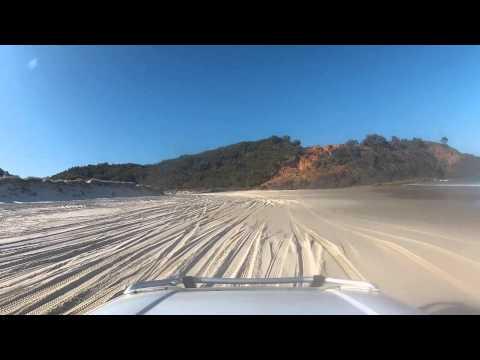 Moreton Island 4WD - 2014 #2