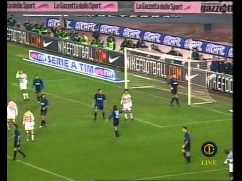 Juventus 1-3 Inter 2003/04
