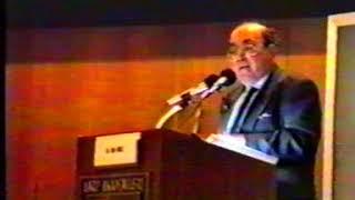 Harp Akademileri'nde Uğur Mumcu'nun konuşması - 1992