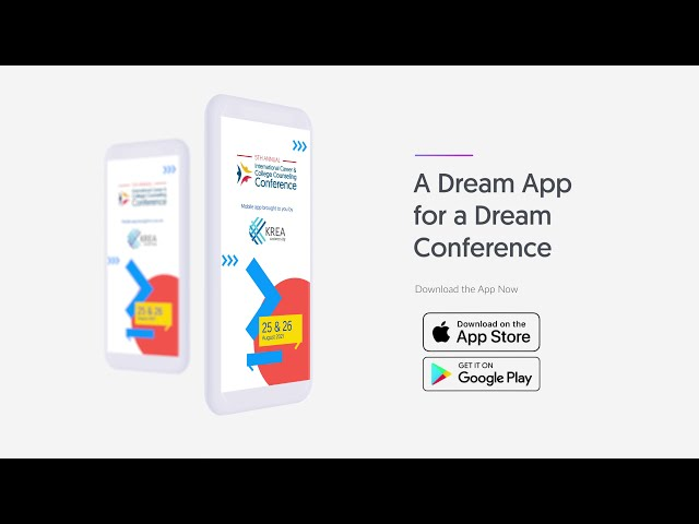 5th Annual IC3 Conference | Mobile App Features