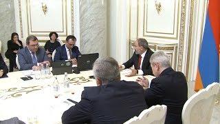 Հայաստանում առողջապահության ստանդարտները պետք է բարձր լինեն  քննարկում վարչապետի մոտ
