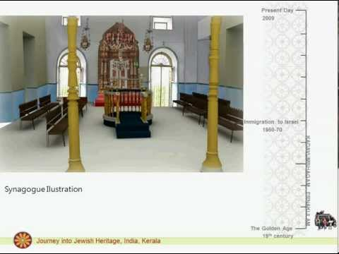 Cochin, India - Part 2: Kadavumbhagam and the Synagogue