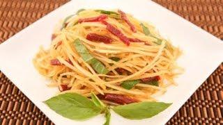 Papaya Salad - 2 Ways (goi Du Du)