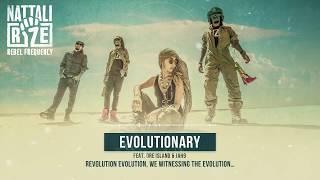 ✊ Nattali Rize - Evolutionnary feat. Dre Island & Jah9 [Official Lyrics Video]