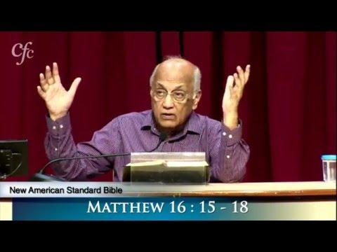 How Jesus Builds His Church - Zac Poonen