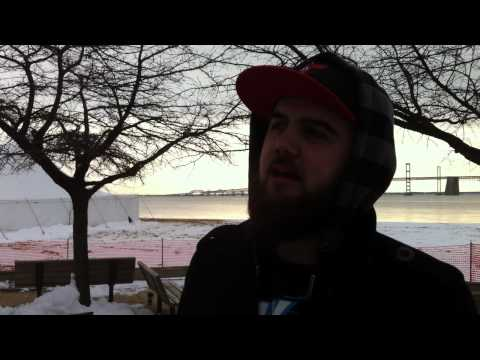 Hot Tub Limo - Joe Comfort - Polarbear Plunge '10 Interview