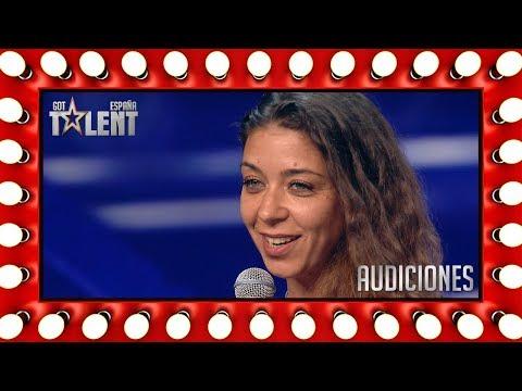 Esta cantante muestra su duende flamenco al jurado | Audiciones 7 | Got Talent España 2018