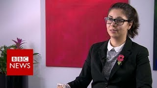 Ava Etemadzadeh on her claims about UK Labour MP Kelvin Hopkins - BBC News