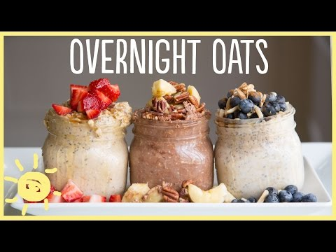 Karla Cantrell - Overnight Oats...Yum!