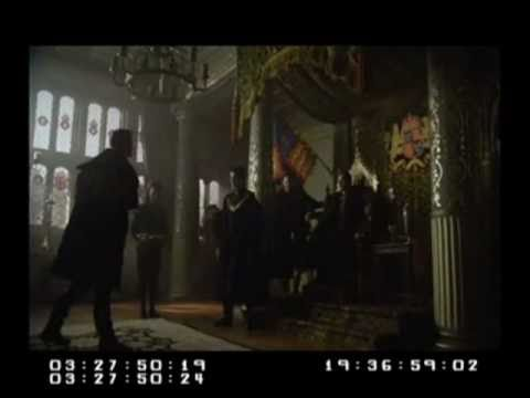 Max Brown   The Tudors Season 3 Bloopers