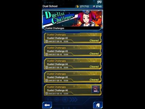 Yugioh Duel Links - Duel Quiz Challenge #6