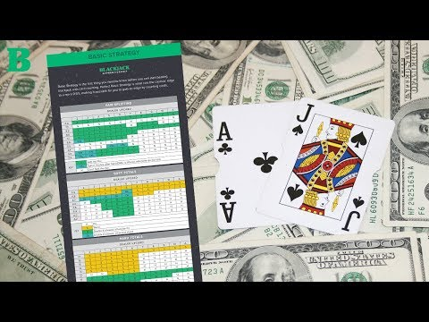 Winning Blackjack Basic Strategy