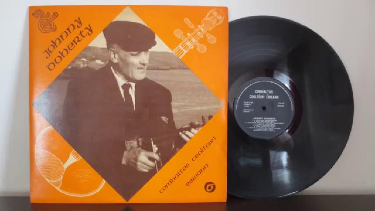 Download Johnny Doherty (1975) - Irish Celtic Folk Fiddle -  Vinyl