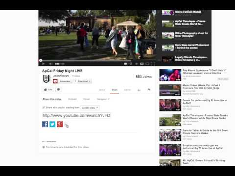 How To Share YouTube Videos on StumbleUpon and More
