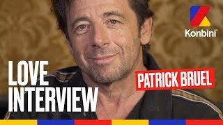 L'Interview Love de Patrick Bruel