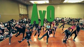 Ayo By LOLAWOLF Choreographed By Kevin Maher