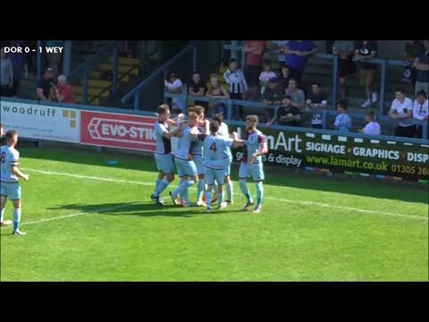 Dorchester Town v Weymouth | 28/08/17 | Goals