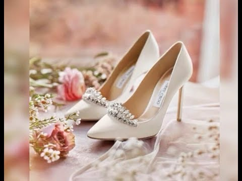 Wedding Shoes & Bridal Shoes 2019 👠