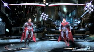 Injustice Gods Among Us Red Son Chracter Skins & 20 bonus S.T.A.R. Lab Missions DLC